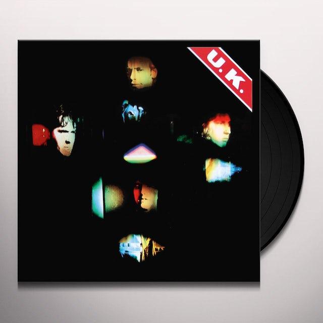 UK U.K. Vinyl Record