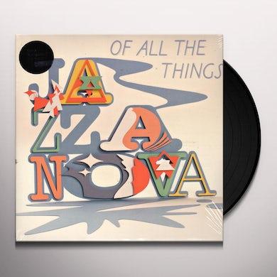 Jazzanova OF ALL THE THINGS Vinyl Record