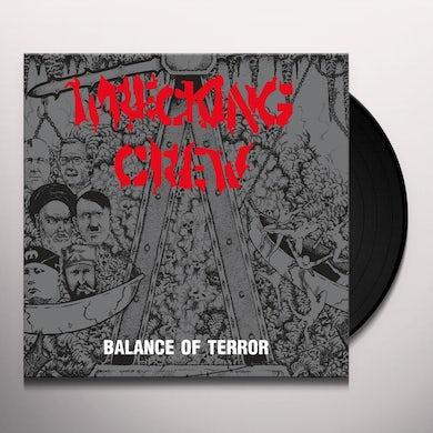 Wrecking Crew BALANCE OF TERROR Vinyl Record