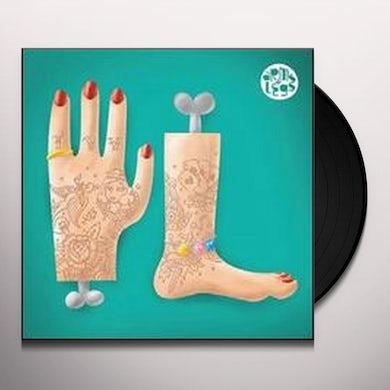 Daniel Steinberg JOY & HAPPINESS Vinyl Record