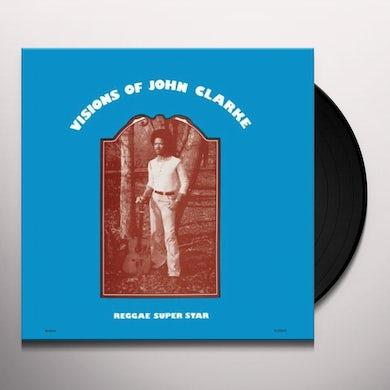 John Clarke VISIONS OF Vinyl Record
