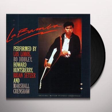 Los Lobos LA BAMBA / Original Soundtrack Vinyl Record