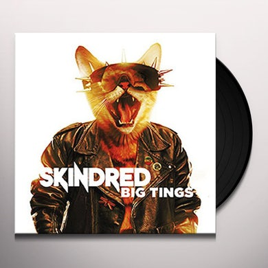 Skindred BIG TINGS Vinyl Record