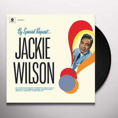 Jackie Wilson BY SPECIAL REQUEST + 2 BONUS TRACKS (BONUS TRACKS) Vinyl Record