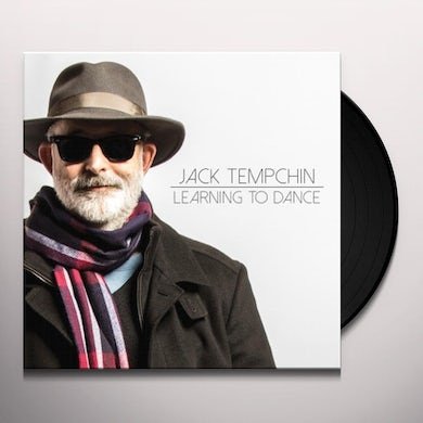 Jack Tempchin LEARNING TO DANCE Vinyl Record