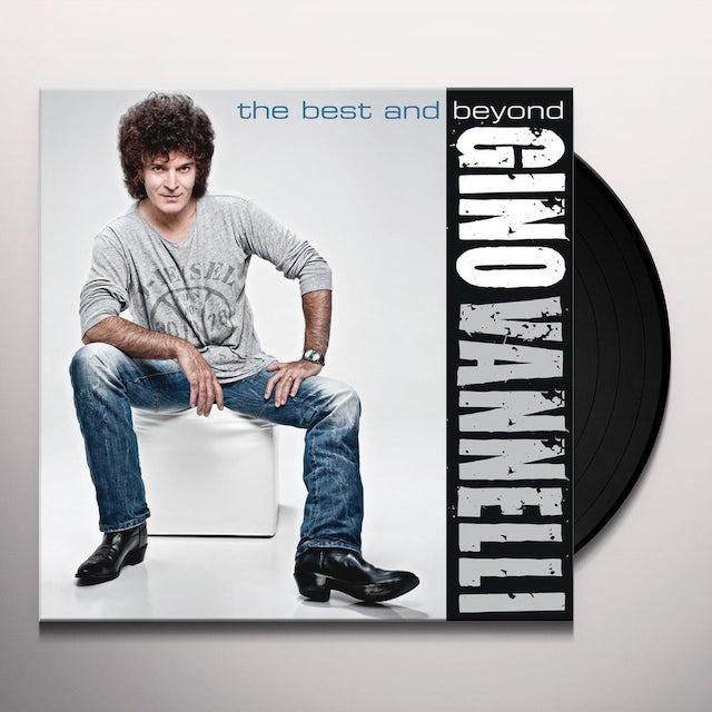 Gino Vannelli BEST & BEYOND Vinyl Record
