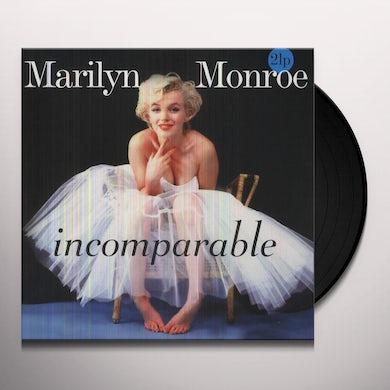 Marilyn Monroe INCOMPARABLE Vinyl Record