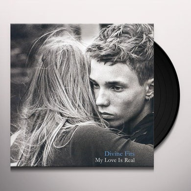 Divine Fits MY LOVE IS REAL Vinyl Record