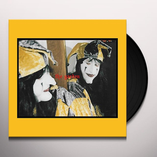 Garden MIRROR MIGHT STEAL YOUR CHARM Vinyl Record