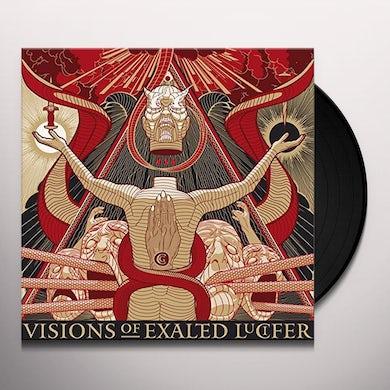 CIRITH GORGOR VISIONS OF EXALTED LUCIFER Vinyl Record