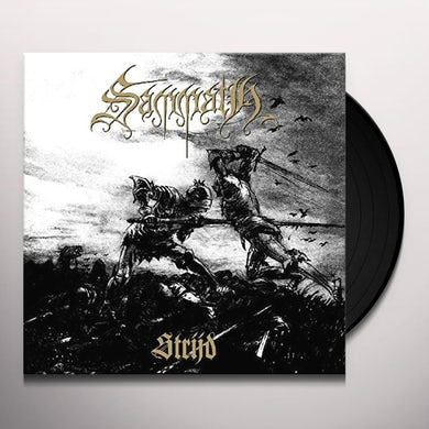 Sammath STRIJD Vinyl Record