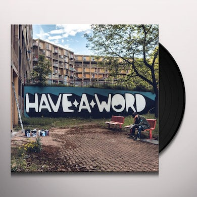 Kid Acne HAVE A WORD Vinyl Record