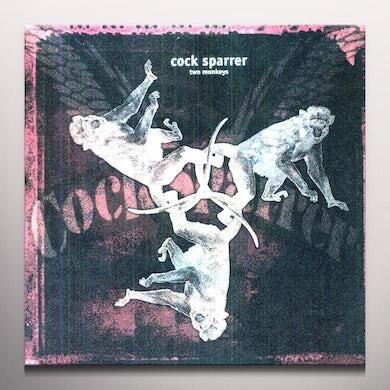 Cock Sparrer TWO MONKEYS Vinyl Record