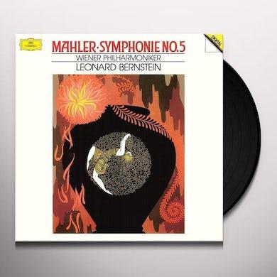 Leonard Bernstein MAHLER: SYMPHONY NO. 5 Vinyl Record