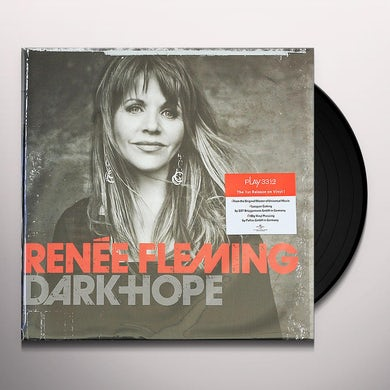 Renee Fleming DARK HOPE Vinyl Record