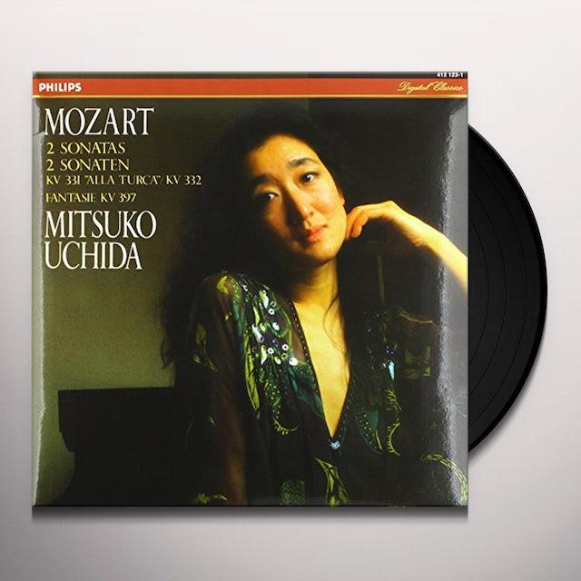 Mozart / Mitsuko Uchida
