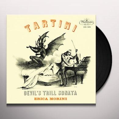 Erica Morini TARTINI DEVIL'S TRILL SONATA Vinyl Record