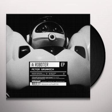 Peter Grummich ROBOTER Vinyl Record