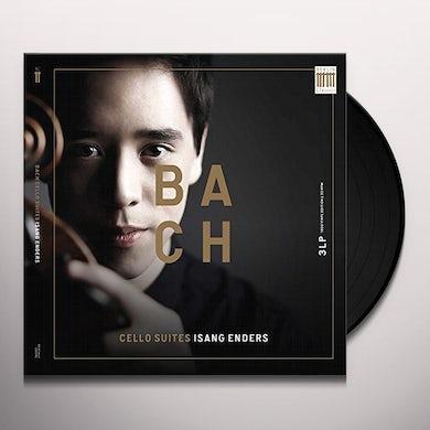 J.S. Bach / Enders CELLO SUITES Vinyl Record