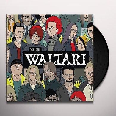 WE ARE WALTARI Vinyl Record