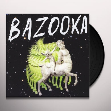 Bazooka Vinyl Record