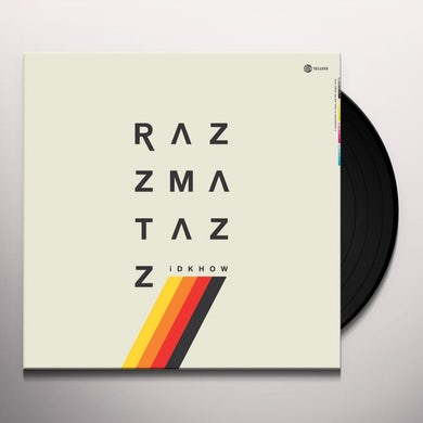 I DONT KNOW HOW BUT THEY FOUND ME RAZZMATAZZ Vinyl Record
