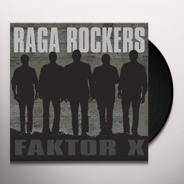 Raga Rockers FAKTOR X Vinyl Record