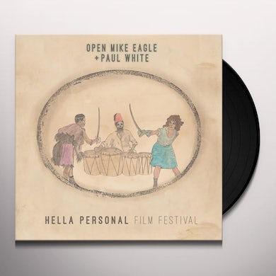 Open Mike Eagle Hella Personal Film Festival Vinyl Record
