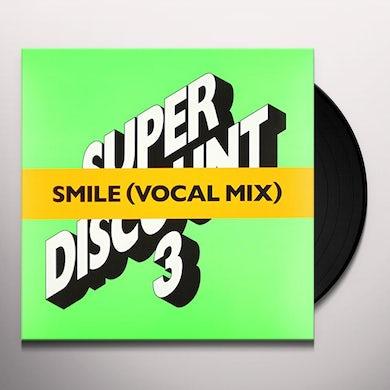 Etienne De Crecy SMILE (VOCAL MIX EP) Vinyl Record