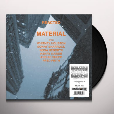 Material REACTED Vinyl Record
