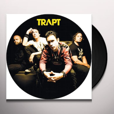 Trapt HEADSTRONG - GREATEST HITS (PICTURE DISC VINYL) Vinyl Record