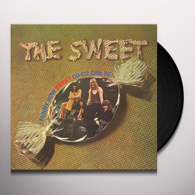 FUNNY HOW SWEET CO CO CAN BE Vinyl Record