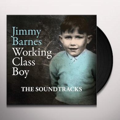 Jimmy Barnes WORKING CLASS BOY: THE MOVIE SOUNDTRACKS Vinyl Record