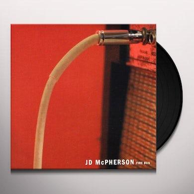 JD Mcpherson FIRE BUG Vinyl Record - Holland Release