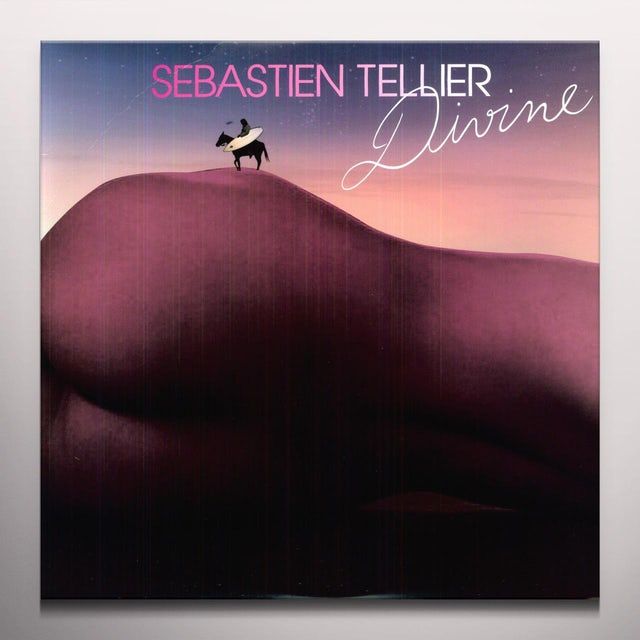 Sebastien Tellier DIVINE Vinyl Record