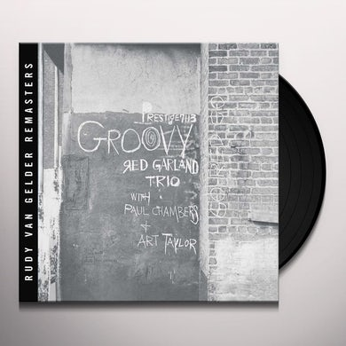 Red Garland GROOVY Vinyl Record