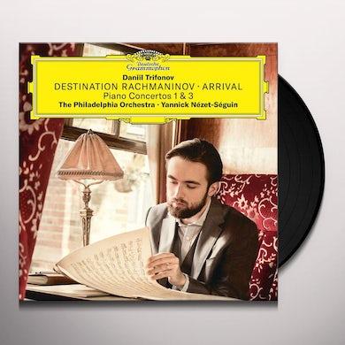 Daniil Trifonov DESTINATION RACHMANINOV - ARRIVAL Vinyl Record