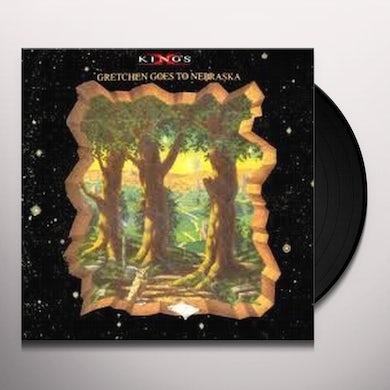 King's X GRETCHEN GOES TO NEBRASKA Vinyl Record