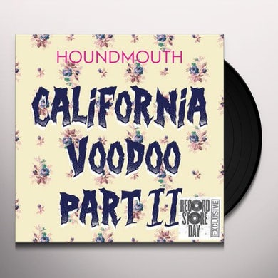 Houndmouth CALIFORNIA VOODOO, PART II Vinyl Record
