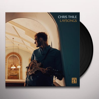 Chris Thile LAYSONGS Vinyl Record