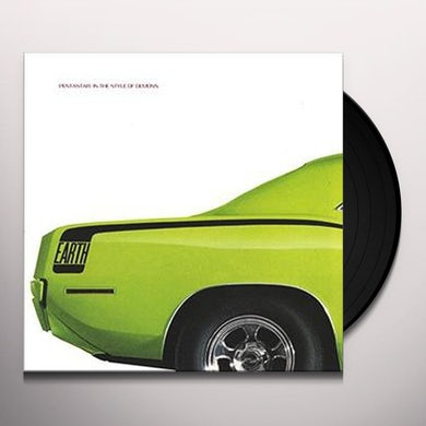 Pentastar Vinyl Record
