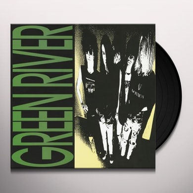 Green River DRY AS A BONE Vinyl Record