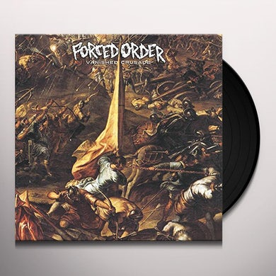 VANISHED CRUSADE Vinyl Record