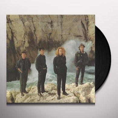Heroes Del Silencio EL MAR NO CESA Vinyl Record