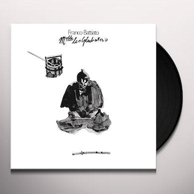 Franco Battiato M.LLE LE GLADIATOR Vinyl Record