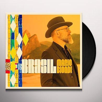 Mario Biondi BRASIL Vinyl Record