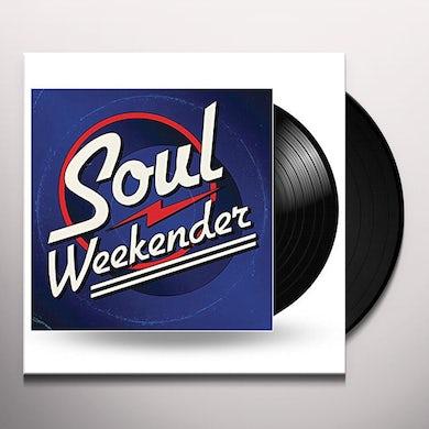 SOUL WEEKENDER / VARIOUS Vinyl Record