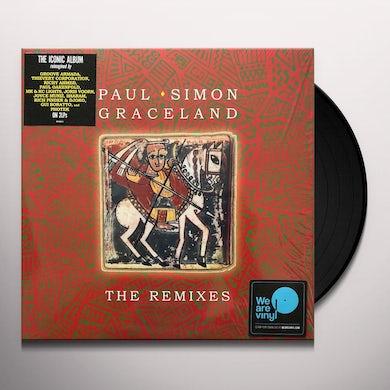 Paul Simon GRACELAND: THE REMIXES Vinyl Record
