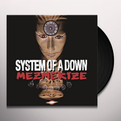 System Of A Down MEZMERIZE Vinyl Record