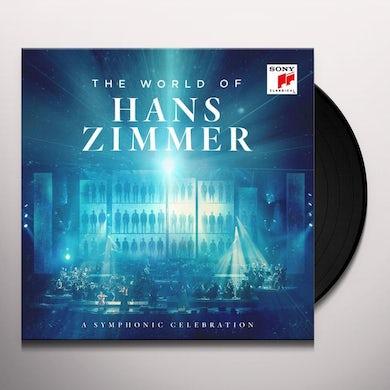WORLD OF HANS ZIMMER: A SYMPHONIC CELEBRATION Vinyl Record